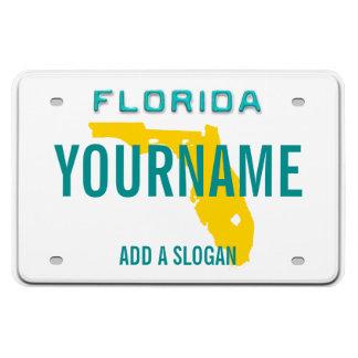 Florida-Lizenz-Platte (personalisiert) Magnet