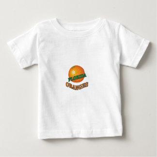 Florida-Orangen Baby T-shirt