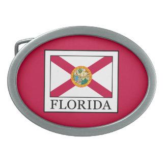 Florida Ovale Gürtelschnalle
