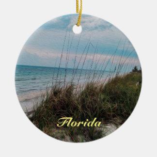 Florida-Ozean-Küsten-Szene Keramik Ornament