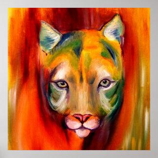 Florida-Panther Poster