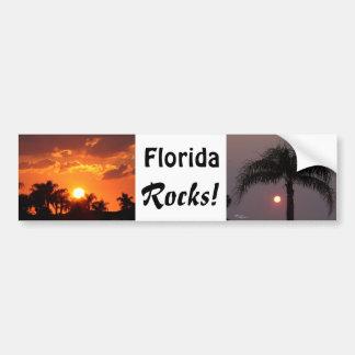 Florida schaukelt Autoaufkleber