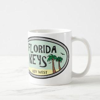 Florida-Schlüssel Kaffeetasse