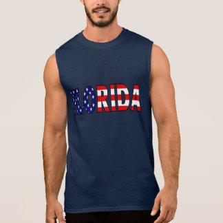 Florida-Shirt Ärmelloses Shirt