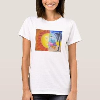 Florida-Sonnenschein T-Shirt