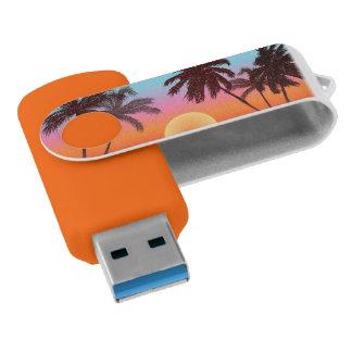 Florida-Sonnenuntergang USB Stick