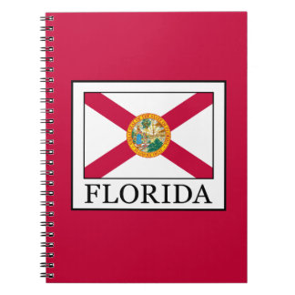 Florida Spiral Notizblock