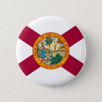 Florida-Staats-Flagge Runder Button 5,1 Cm