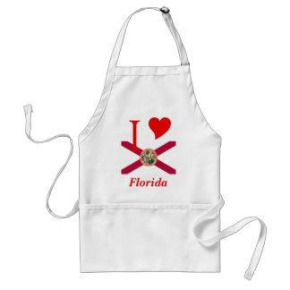 Florida-Staats-Flagge Schürzen