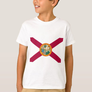 Florida-Staats-Flagge T-Shirt