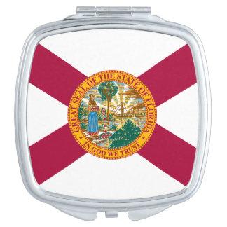 Florida-Staats-Flagge Taschenspiegel
