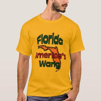 Florida-Staats-Motto ~ Amerikas Wang T-Shirt