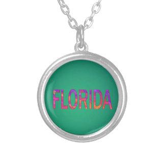 Florida Versilberte Kette