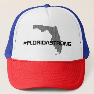 #FLORIDASTRONG Hurrikan-Irma-Fernlastfahrer-Hut Truckerkappe