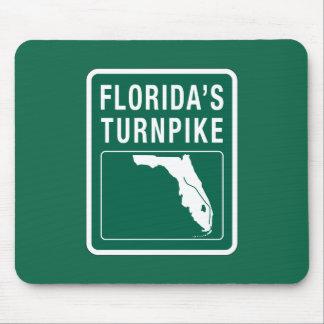 FloridaTurnpike, Florida Mousepad