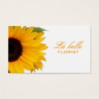 Floristen-Visitenkarte Visitenkarte
