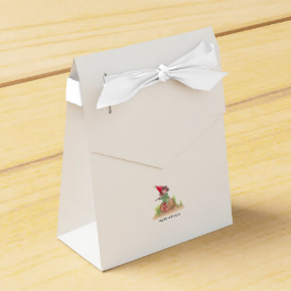 Flöten-Elf-Zelt-Bevorzugungs-Kasten Geschenkschachtel