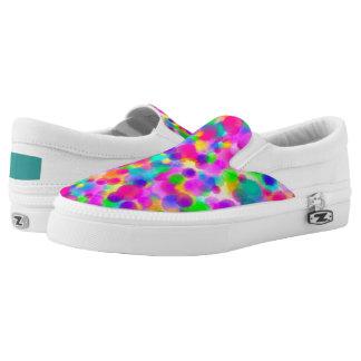 Flotten-Füße Slip-On Sneaker