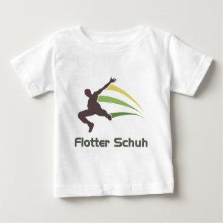 Flotter Schuh Baby T-shirt