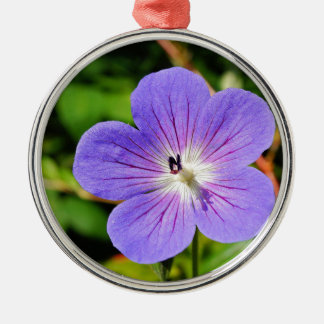 flower-3979 silbernes ornament