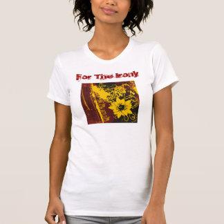 flower_at_the_attic, für die Ironie T-Shirt
