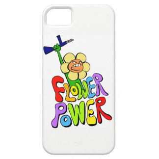 Flower power iPhone 5 etui
