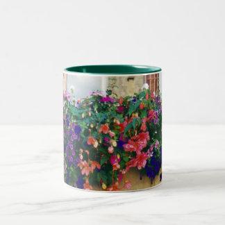Flowerbox Tasse