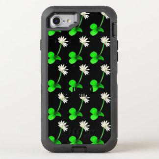 Flowerchain u. frische Gänseblümchen durch den OtterBox Defender iPhone 8/7 Hülle