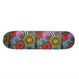 FlowerPower Skateboard Deck