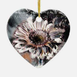 Flowers creativ keramik ornament