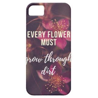 Flowers iPhone 5 Hüllen