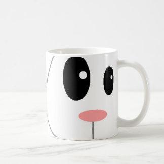 Flüchtiger Blick das Häschen! Tee Tasse