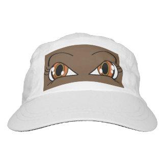 Flüchtiger Blick ein Boo mustert Brown Headsweats Kappe