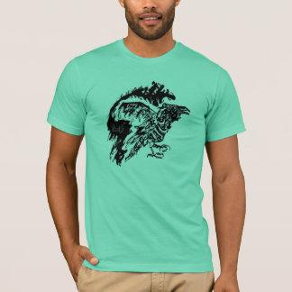 Flüchtiger Rabe T-Shirt
