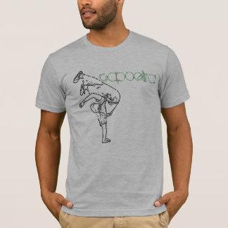 flüchtiges capoeira T-Shirt