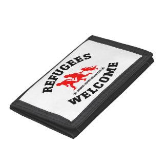 Flüchtlings-Willkommen holen Ihre Familien