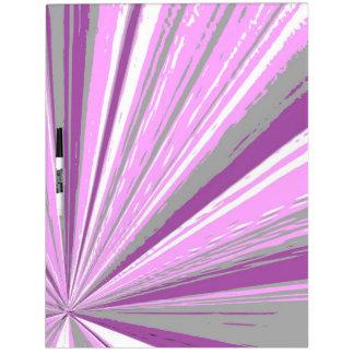 Fluchtpunkt-Pflaumen-trockenes Löschen-Brett durch Memoboard