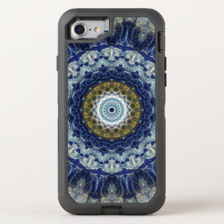 Flug der Schwalben-Mandala OtterBox Defender iPhone 8/7 Hülle