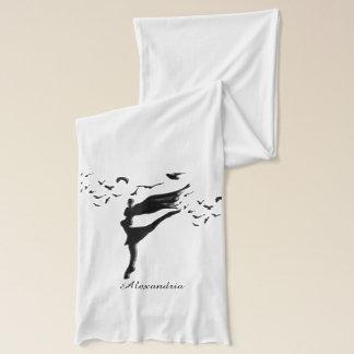 Flug des Tanzes Schal