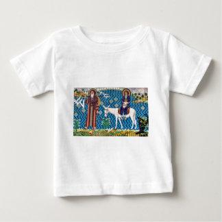 Flug in Ägypten Baby T-shirt