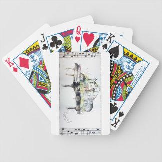 Flügel Bicycle Spielkarten