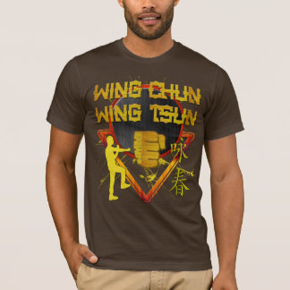 Flügel Chun Flügel Tsun Exklusiv-T - Shirt