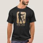 Flügel Chun - Kung Fu Emblem T-Shirt