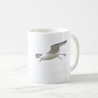 Flügel deutlich für Ihren eigenen Text Kaffeetasse