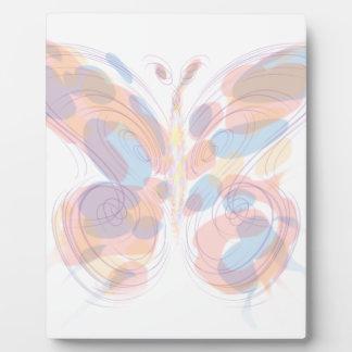 Flügel Fotoplatte