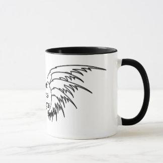 Flügel-Tasse Tasse
