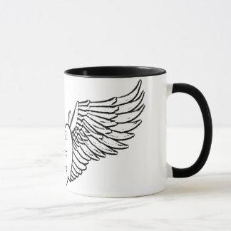 Flügel von luv_ tasse