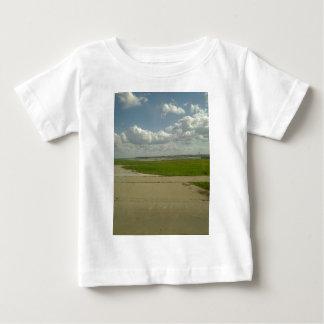 Flughafen Baby T-shirt
