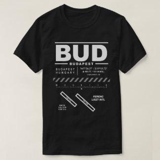 Flughafen Budapests Ferenc Liszt Internat KNOSPE T T-Shirt