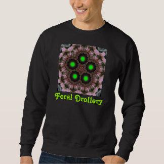 Flugleitanlage gog Blume Sweatshirt